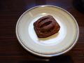 チョコデニッシュパン