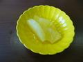 パイナップルのシロップ漬け