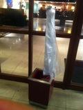 ホテル傘袋