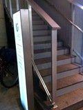 一階の階段