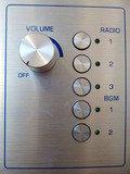 ラジオ・BGMスイッチ