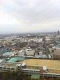 エレベーター前からの眺望