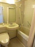 シャワールーム全体写真