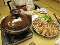 日本海まで行かなくても蟹が食べられる宿