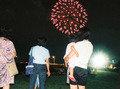 石和温泉郷の連夜花火