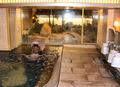 梅の薫りを感じる浴場です