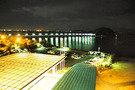 愛知県下随一の景勝を夜景で楽しむ