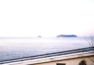 春風駘蕩の三河湾