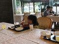 朝食バイキングは和食も充実!