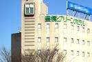 商店街隣接で便利なホテル