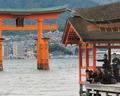 宮島泊で悠然と歴史探訪を