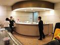 ホテル6階・レストラン街クローク