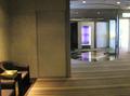 ホテル12階は展望ラウンジと割烹