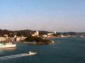 真珠島方面の眺め