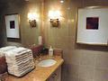 やさしさと奉仕の精神を感じさせるトイレ洗面台
