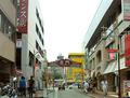 わずか3歩で大須商店街