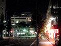 豊田市の繁華街間近