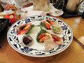 和食処のお刺身