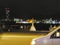 夜8時の関門海峡を越える時間軸