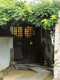 喫茶室「音」の入口