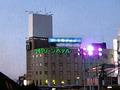 グリーンホテル夕景