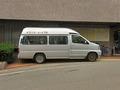 ホテル専用送迎車