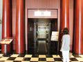 2階レストラン「ポルトーネ」入口