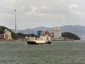 関門海峡に臨むロケーション
