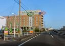 国道1号線(上り)沿いのホテル