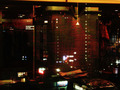 窓から見下ろす名古屋・栄の繁華街
