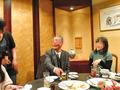 ホテル2階・中国料理レストラン内のようす
