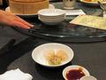 ホテル内・中国菜館の手作り蒸し点心