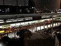展望レストランから見下ろす新大阪の「緩」と「急」