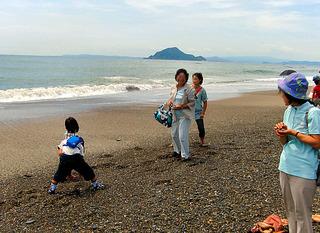 写真クチコミ:恋路ヶ浜と島崎藤村と三島由紀夫