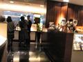 1階・コーヒーハウス「モンマルトル」