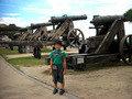 長州藩の砲台跡