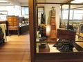 古美術と喫茶を堪能できる旅館