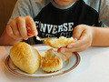本格的な「アンボメ」のパン