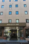 綾瀬駅至近のシティホテル