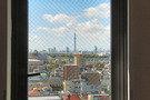 客室からの眺め(東京スカイツリー側)
