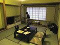 ゆったりとした和室です