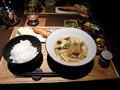 朝食は京料理
