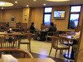 朝食会場のようす
