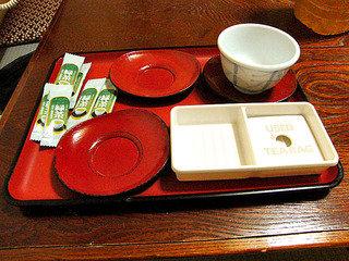 写真クチコミ:客室のお茶セット