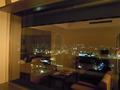 京都の夜景が・・・