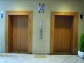 2階のエレベーターホールです。