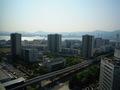 神戸の街の眺望です。