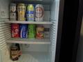 冷蔵庫の中です。