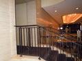 バーの入り口の階段です。