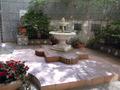 別館の中庭